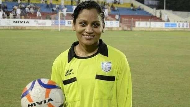In 2016, Uvena Fernandes became the first Indian woman assistant referee to officiate in a World Cup -- the U-17 Women's World Cup in Jordan.