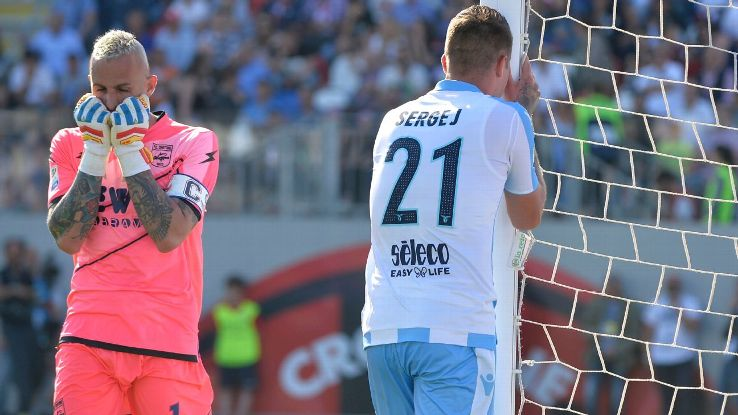 Sunday's draw was not what either Crotone or Lazio wanted.