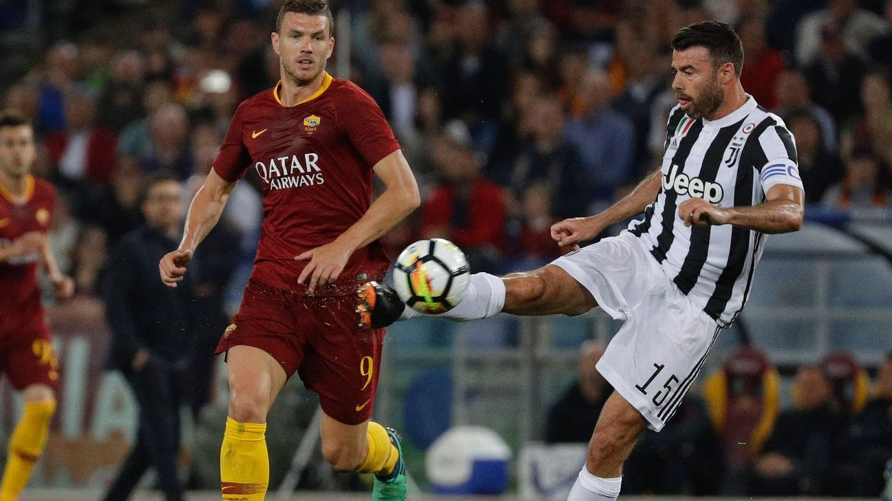 Andrea Barzagli showed again Sunday why he is a man Juventus can rely upon.