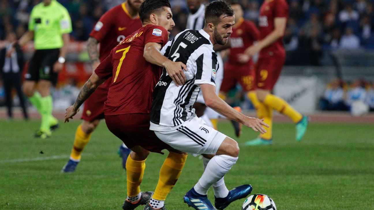 On an otherwise celebratory night, the continued struggles of Miralem Pjanic caused concern.
