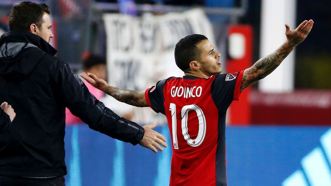 Sebastian Giovinco: My life is in MLS - but I did consider Serie A return