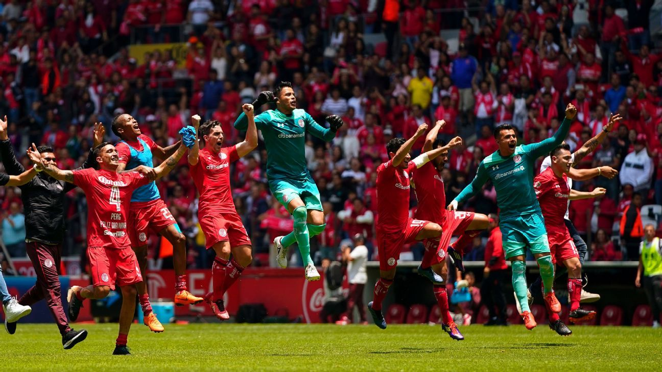 Toluca might not set pulses racing, but it has been the best team this season and is now one step away from an 11th title.