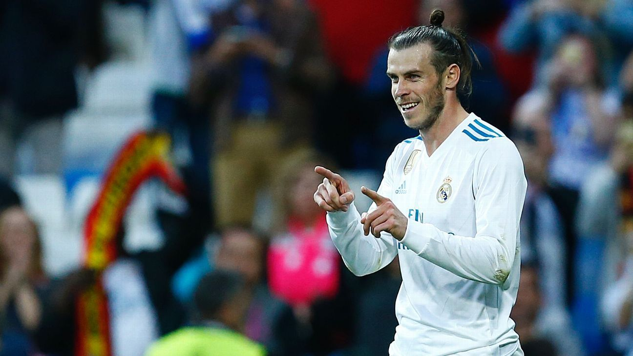 Gareth Bale's late push to start the UCL final continued against Celta Vigo.