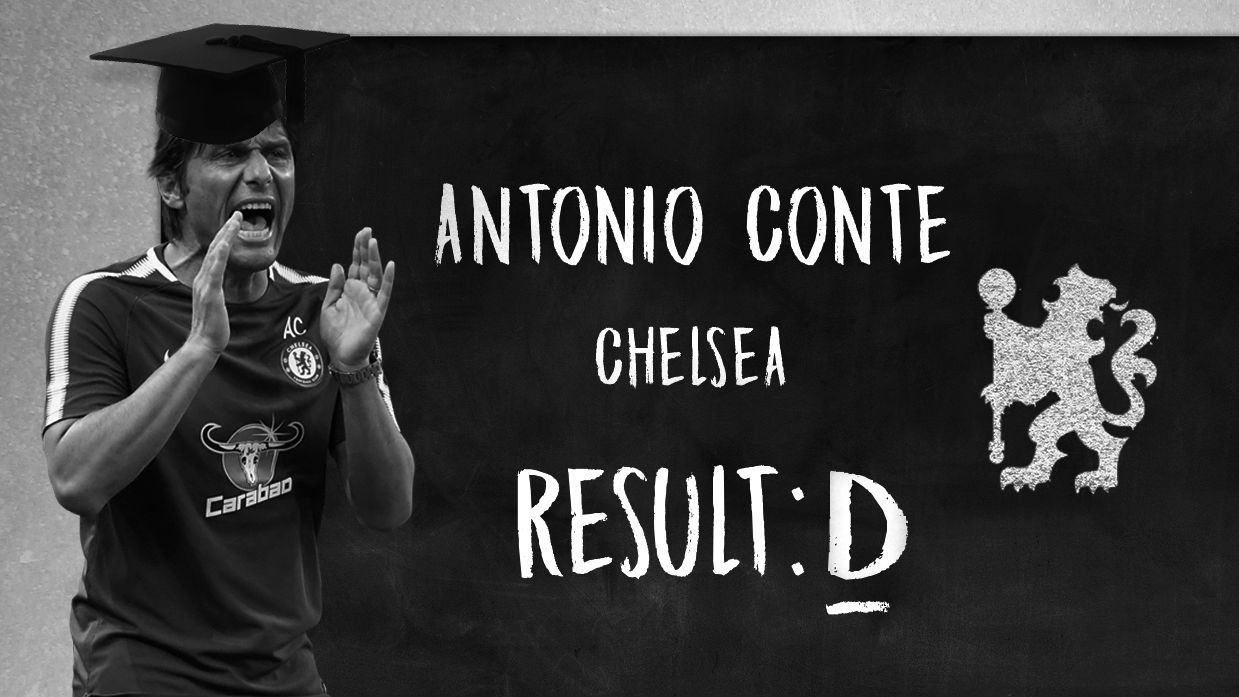 Antonio Conte looks destined to leave Stamford Bridge.