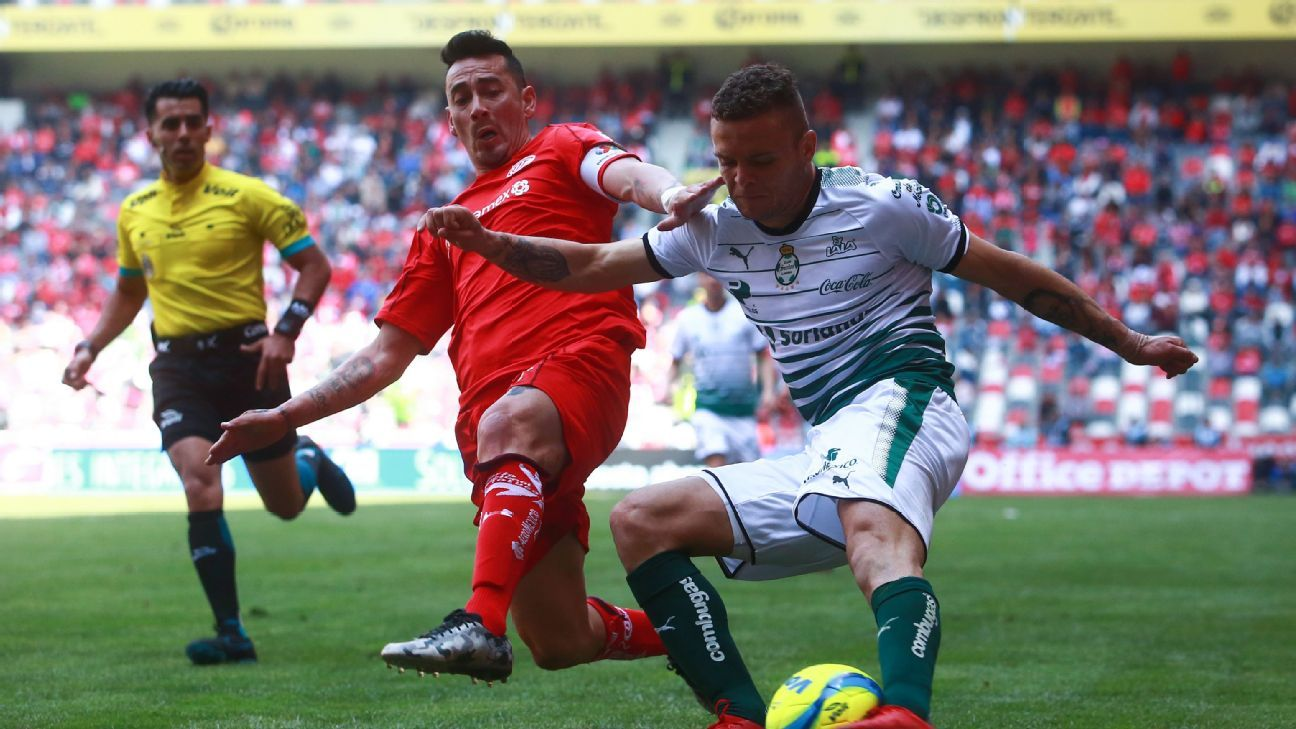 Toluca won the regular season matchup with Santos Laguna 2-0. Can they do it again in the final?