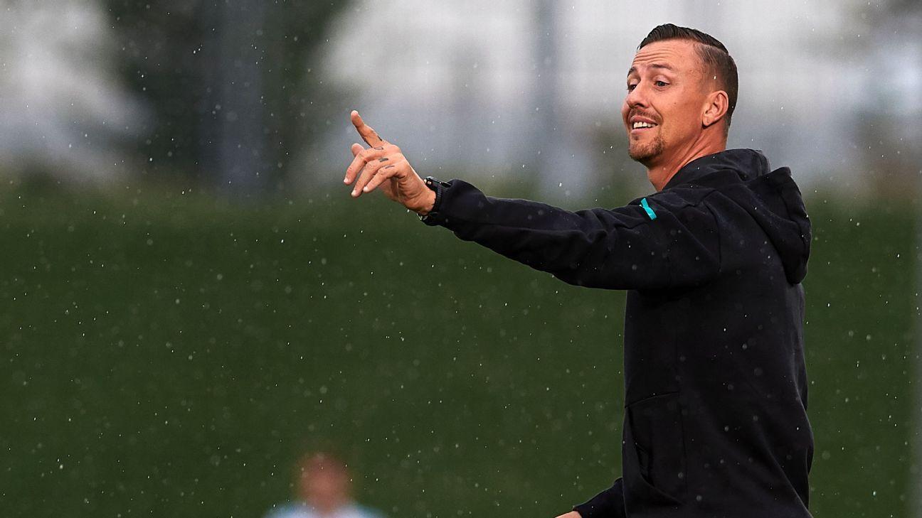 Guti has won all sorts of silverware as the boss of various Madrid youth teams.