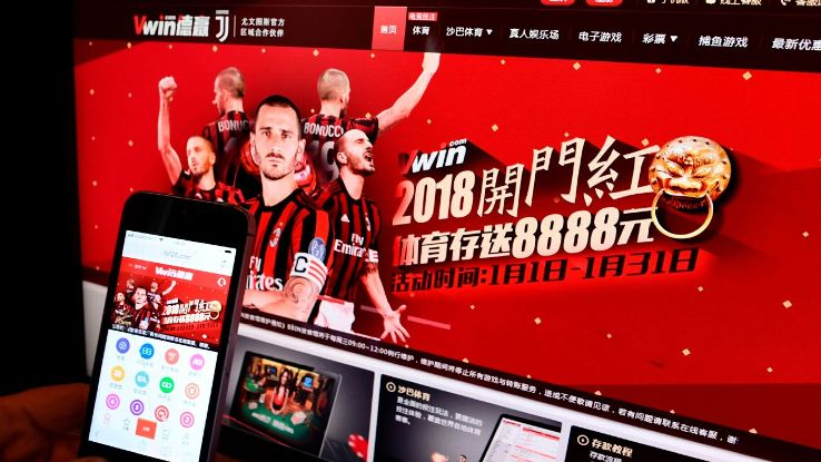 Asian betting markets are opening further to clubs in Europe, sponsoring clubs like AC Milan, Bournemouth and more.