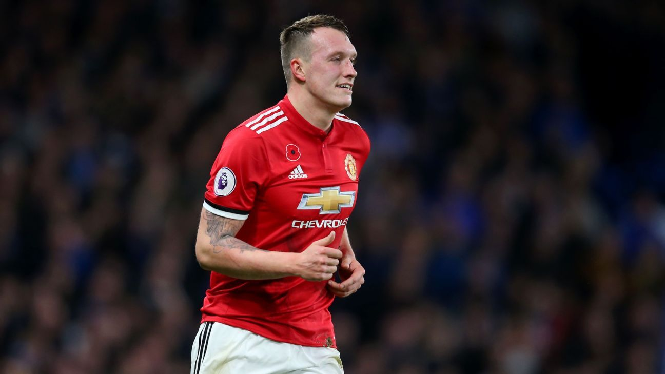 Phil Jones hopes to be part of a Premier League title challenge with Manchester United next season.