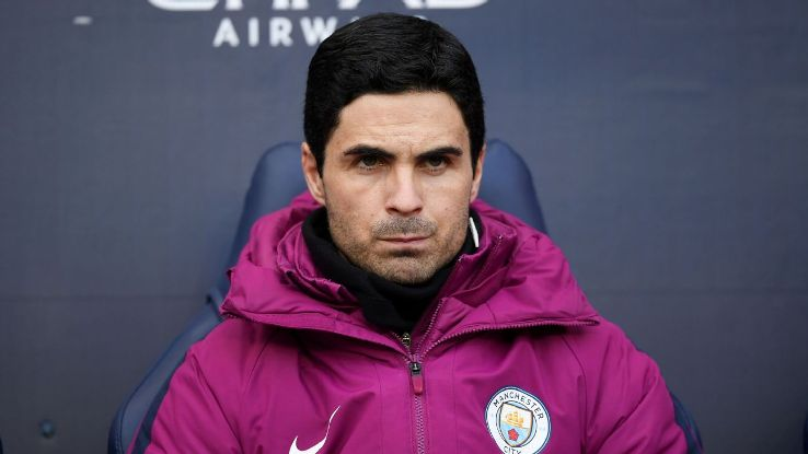 Mikel Arteta would be a bold choice but being bold has paid off for Arsenal before.
