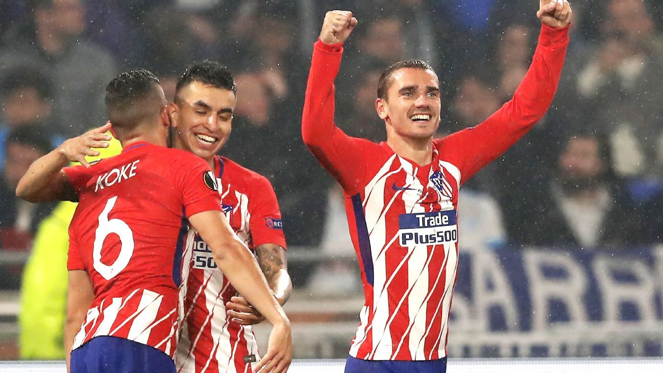 Barcelona target Antoine Griezmann can t make history if he leaves Atletico  Madr. 767157e8fbd