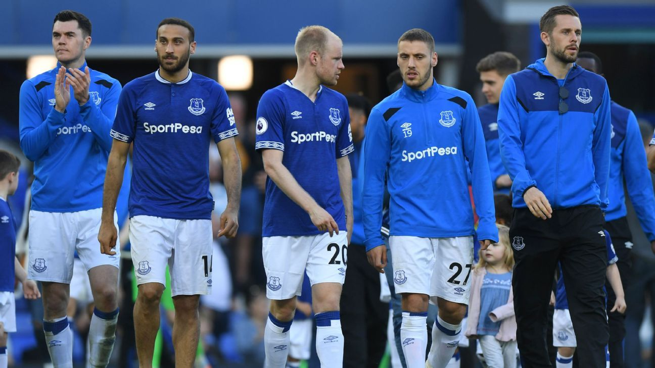 Everton endured a bit of a lost season but are making moves to fix things this summer.