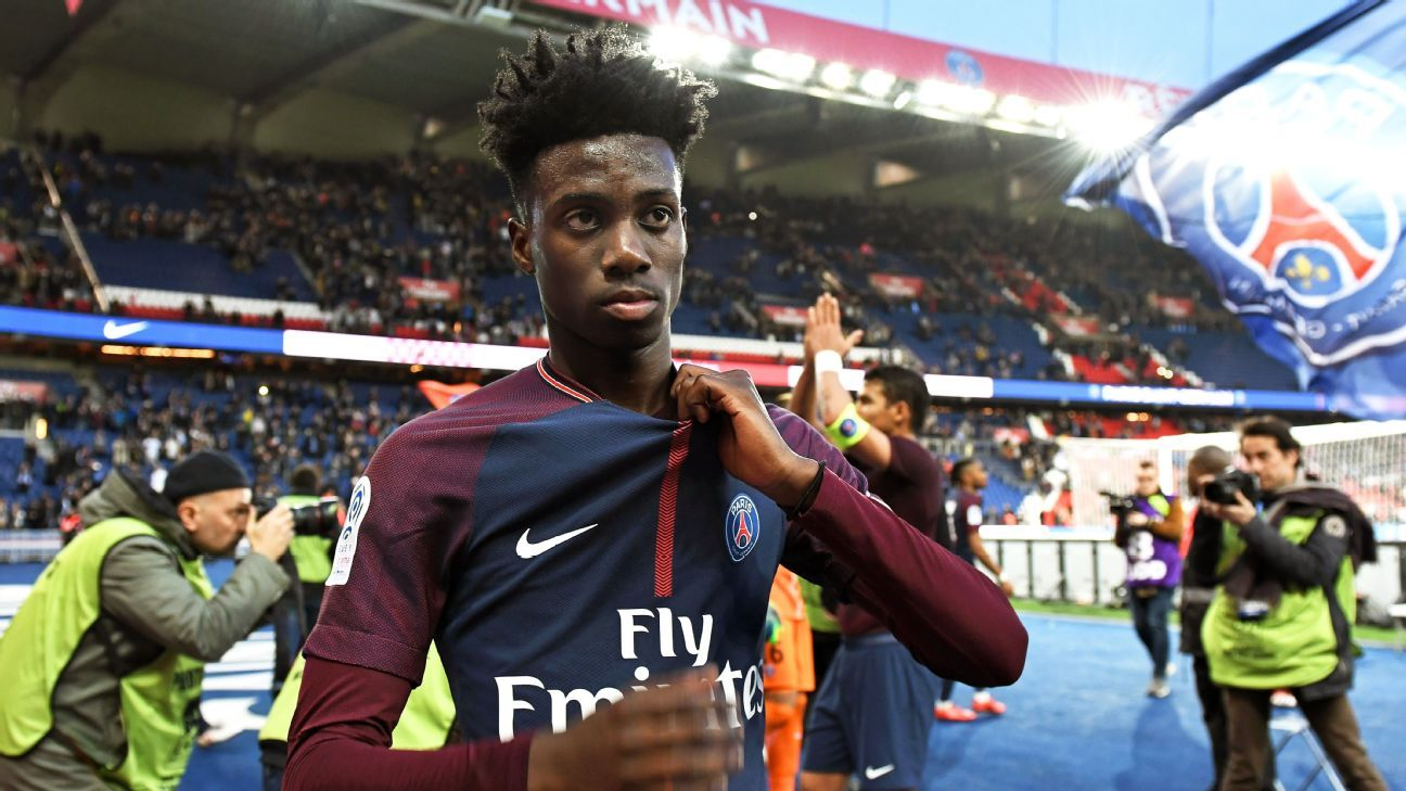 Tim Weah has a bright future but PSG must decide what's the best next step for his progression.