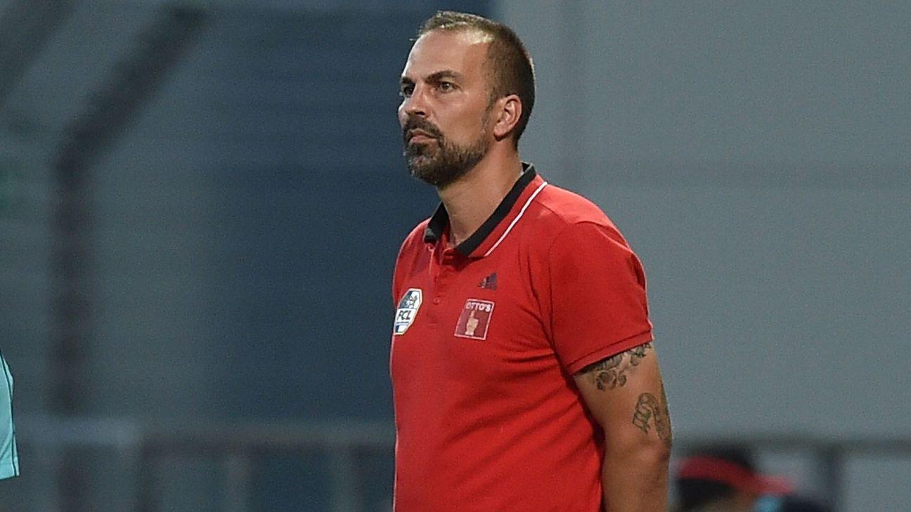 Markus Babbel's most recent coaching job before Western Sydney Wanderers was at Swiss club Luzern