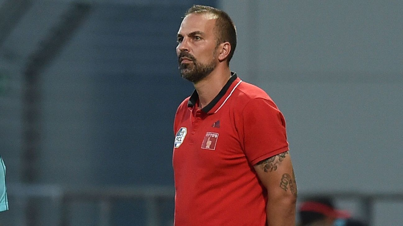 Markus Babbel's most recent coaching job before Western Sydney Wanderers was at Swiss club Luzern