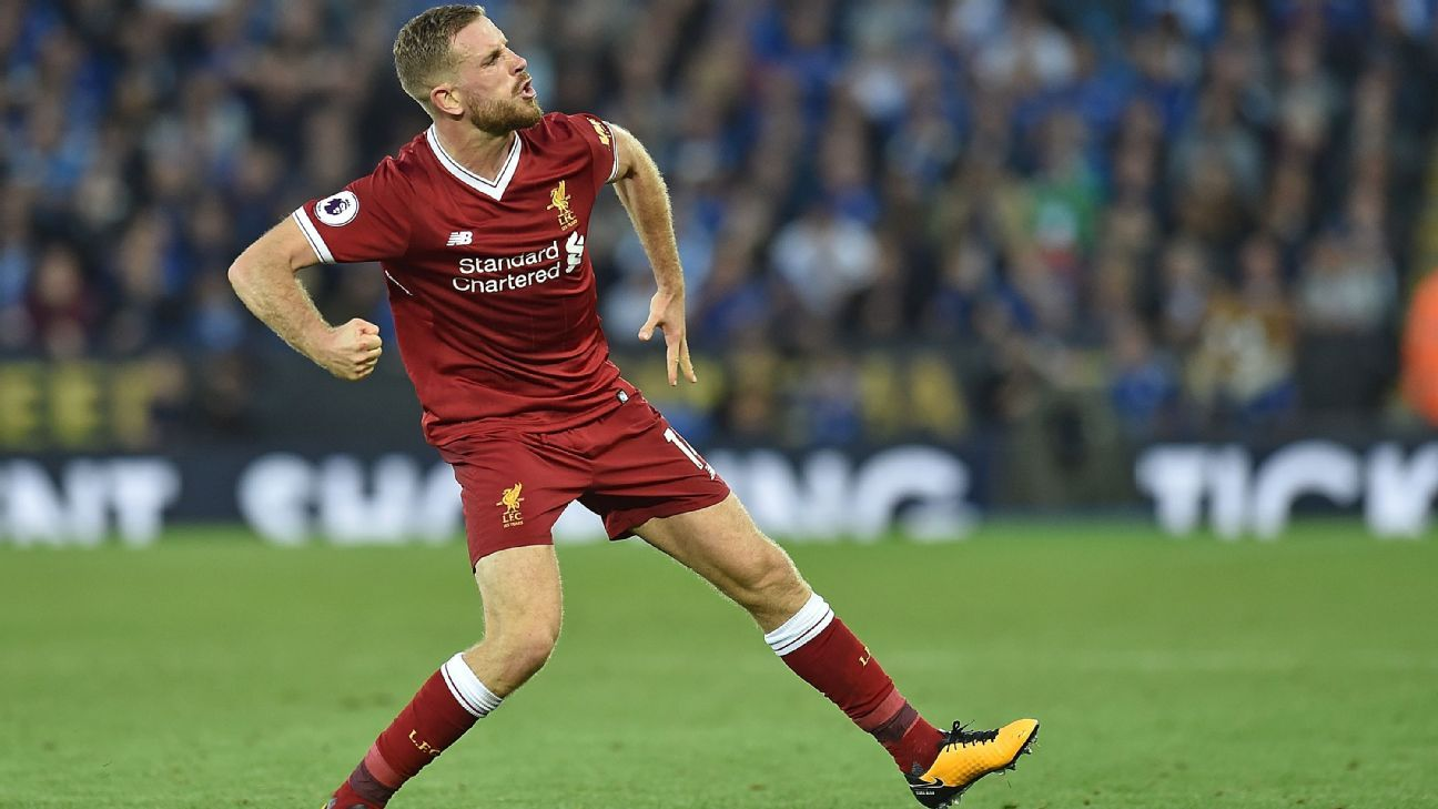 Jordan Henderson has overcome his critics to star for Liverpool.