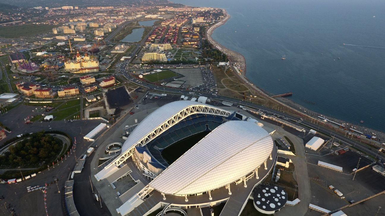 Fisht Stadium is expected to be the jewel in Sochi's crown but after the World Cup, there's no local team ready to take it over.