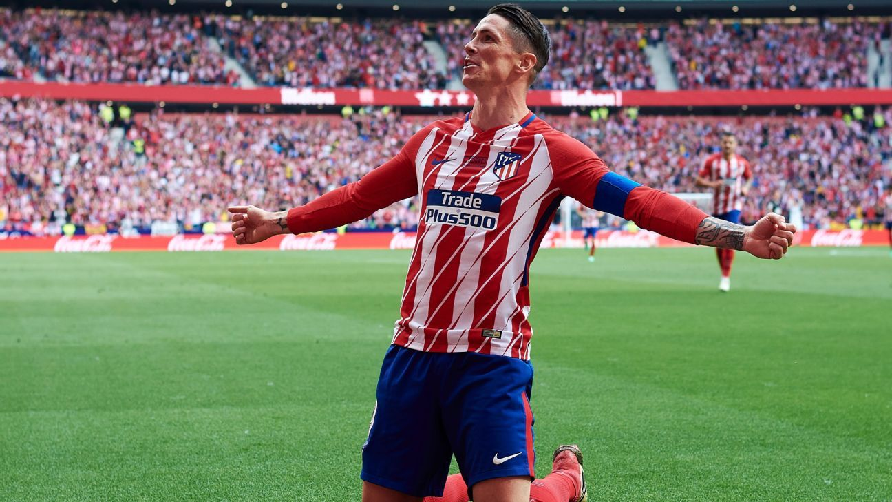 Fernando Torres has won the Champions League, Europa League, World Cup and European Championship during a glittering career.