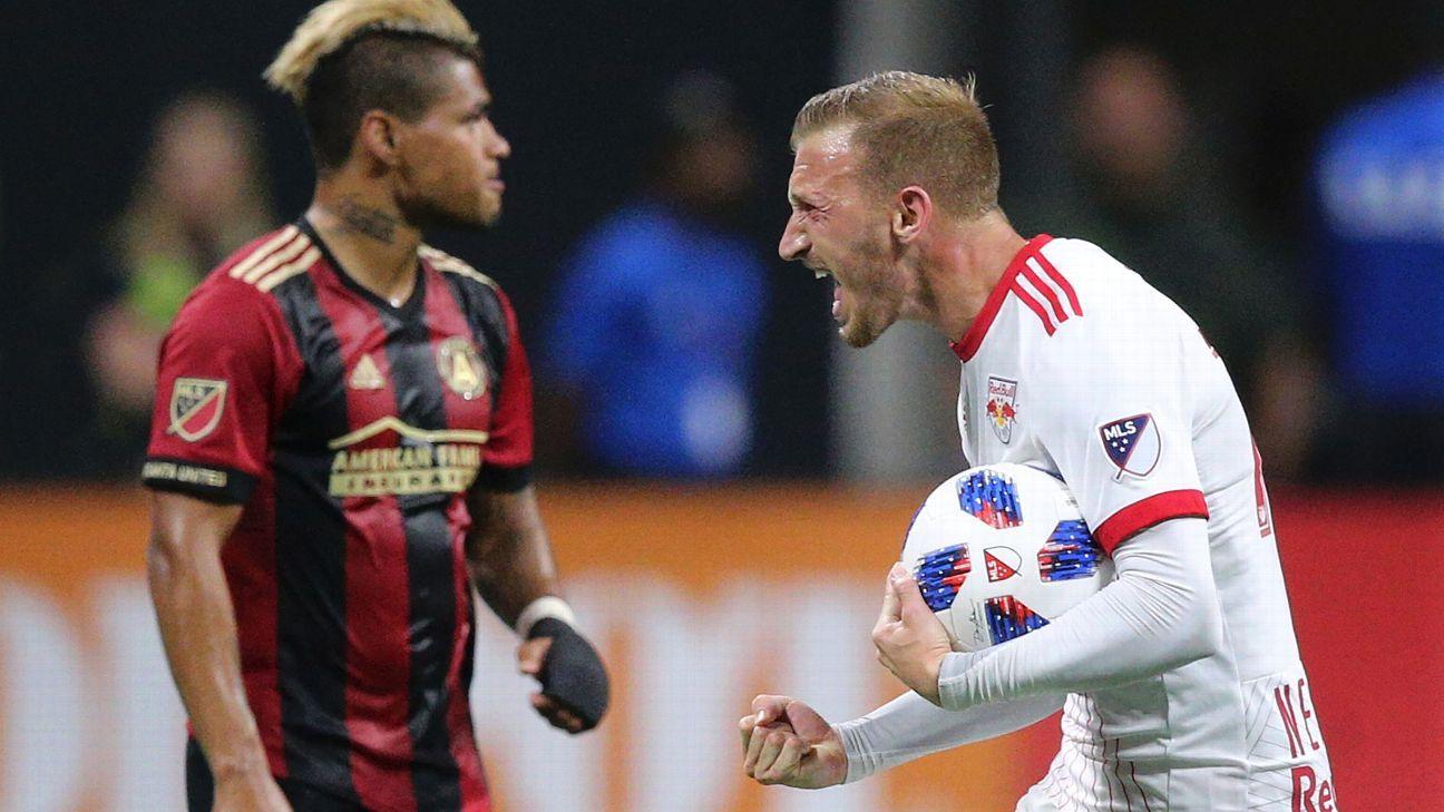 MLS Power Rankings: New York Red Bulls replace Atlanta United in top spot