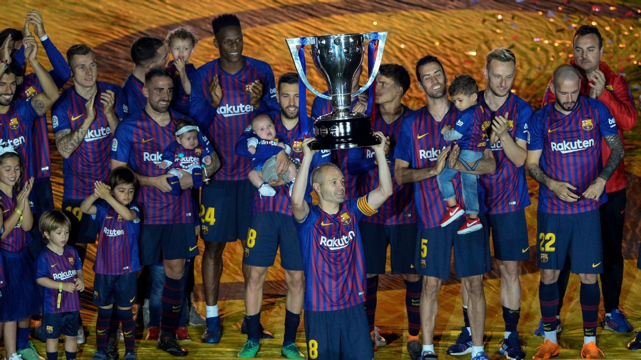Barcelona's season ended with two trophies and a league unbeaten run. So why doesn't it feel like it's enough?