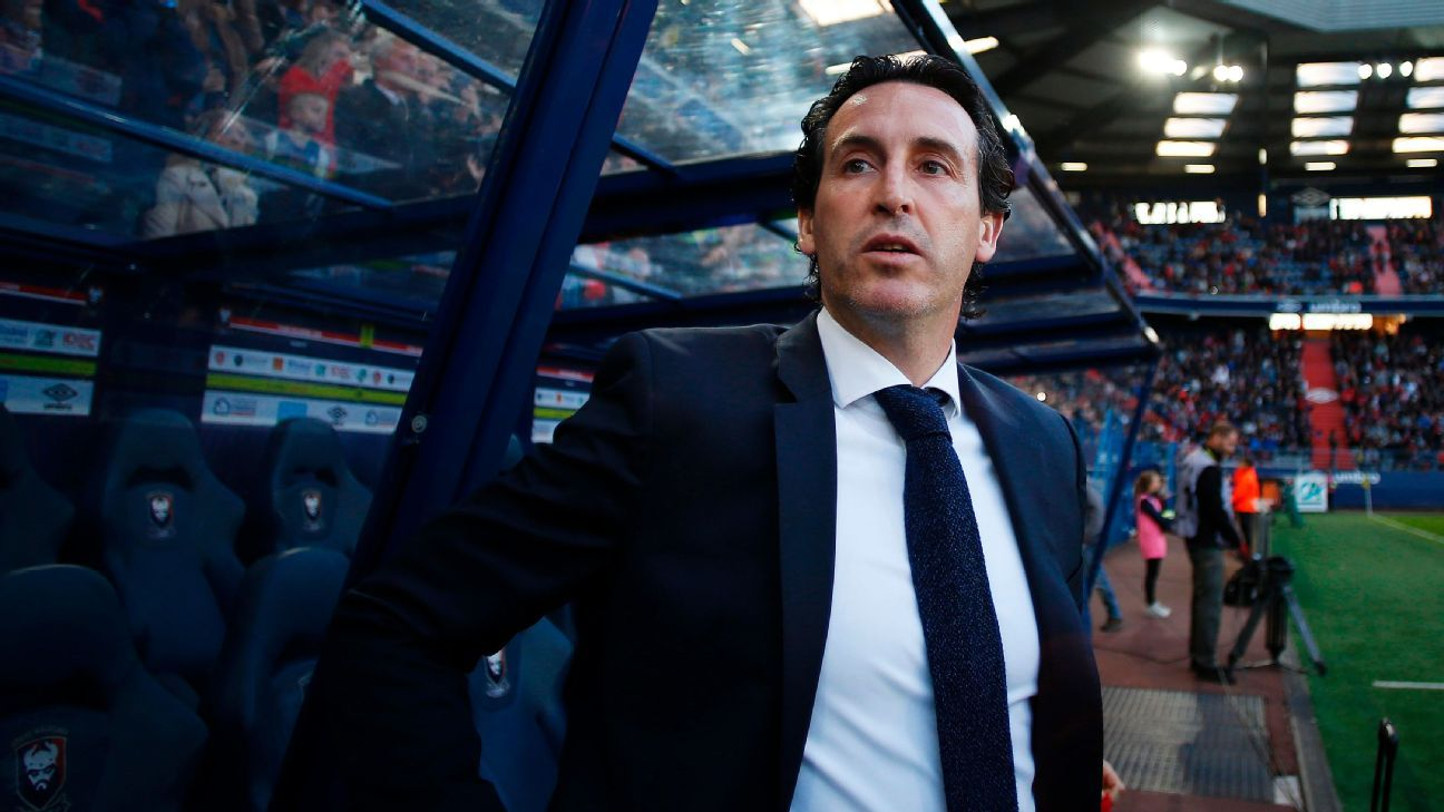 Unai Emery has a job on his hands rebuilding Arsenal into a bonafide contender.