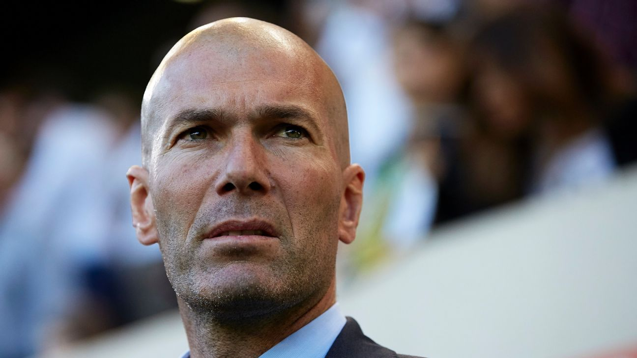 Real Madrid coach Zinedine Zidane has tough lineup decisions ahead of the UCL final.