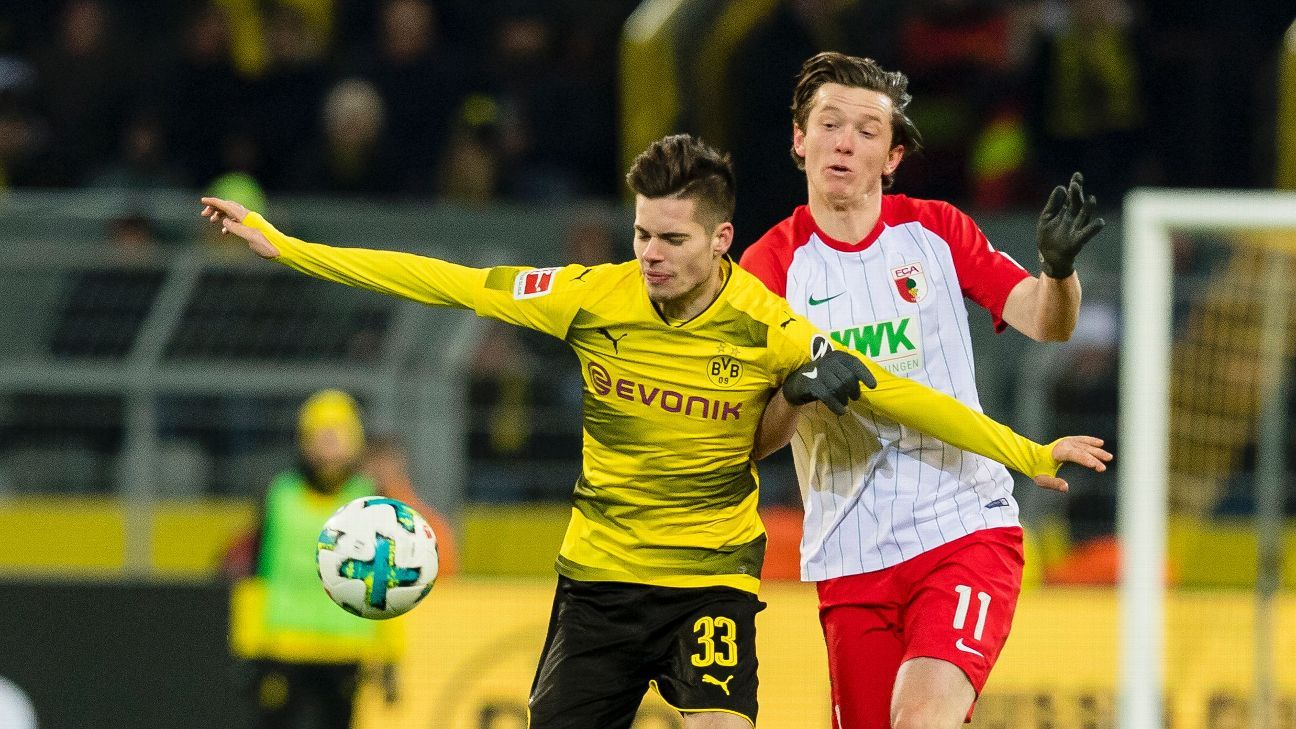 Weigl has tons of talent but suffered this season as Dortmund cycled through managers.