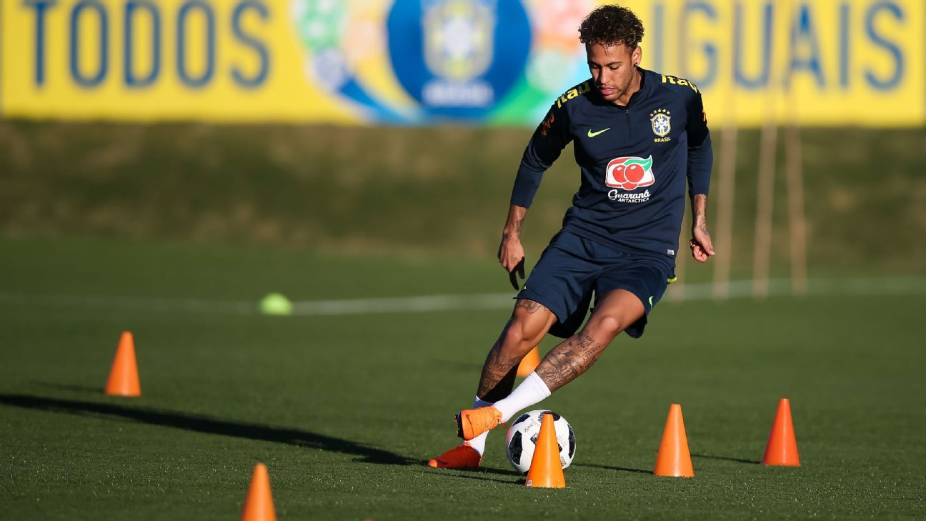 Neymar is set to return from injury to feature for Brazil at the World Cup.