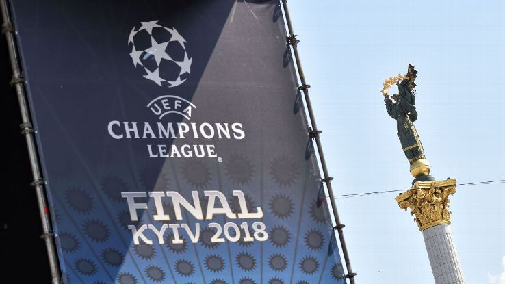 The build-up to the 2018 Champions League final in Kiev has been beset by ticket and travel issues.