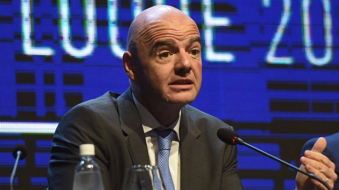 FIFA president Infantino is setting a dangerous precedent in courting outside investors and influence.