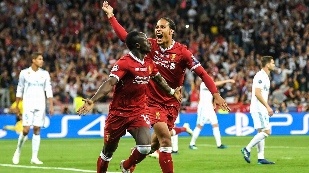 Liverpool went toe-to-toe with Real Madrid in the Champions League final but came up short.