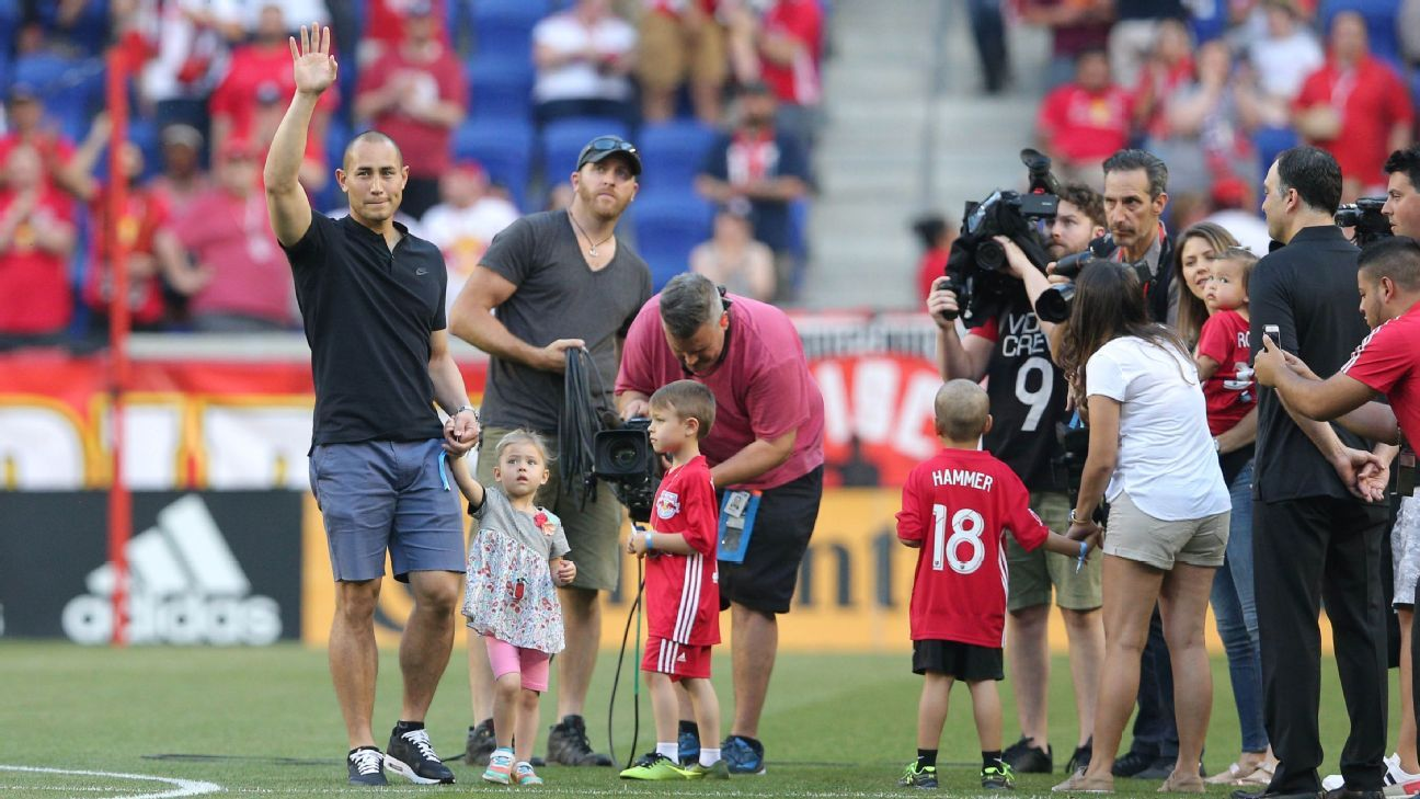 Luis Robles ends record MLS streak in Red Bulls draw with Philadelphia