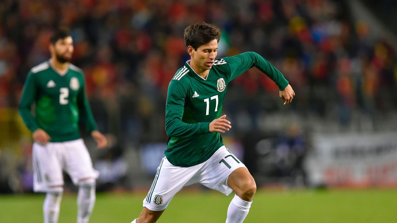 Jurgen Damm's struggle for form places added importance on Mexico's upcoming friendlies.