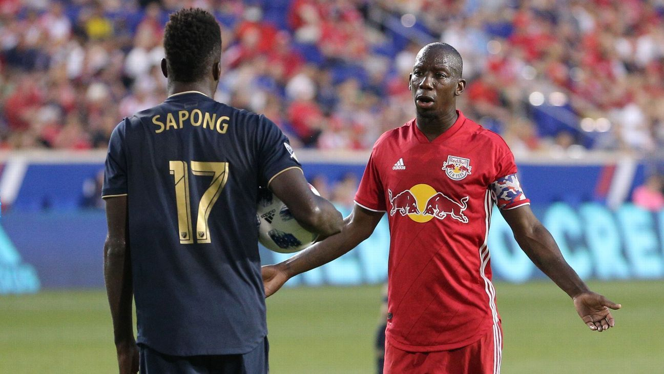 MLS Power Rankings: New York Red Bulls hold top spot as rival NYCFC falls sharply