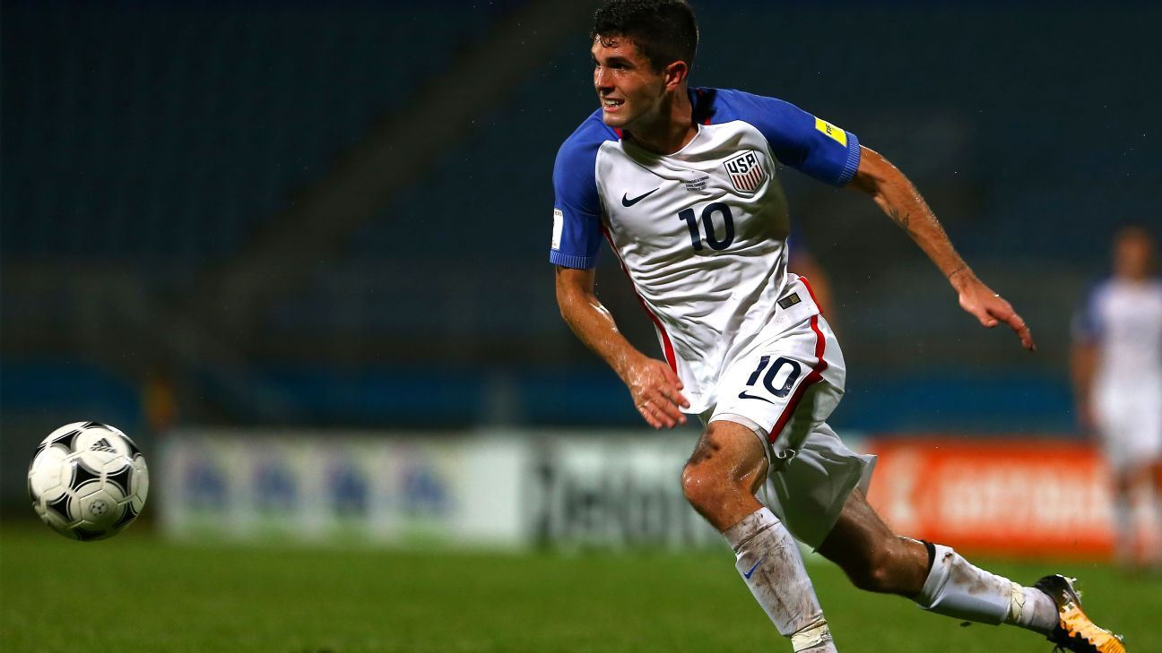 Christian Pulisic will be back with the U.S. national team for the first time since that night in Trinidad and Tobago in October.