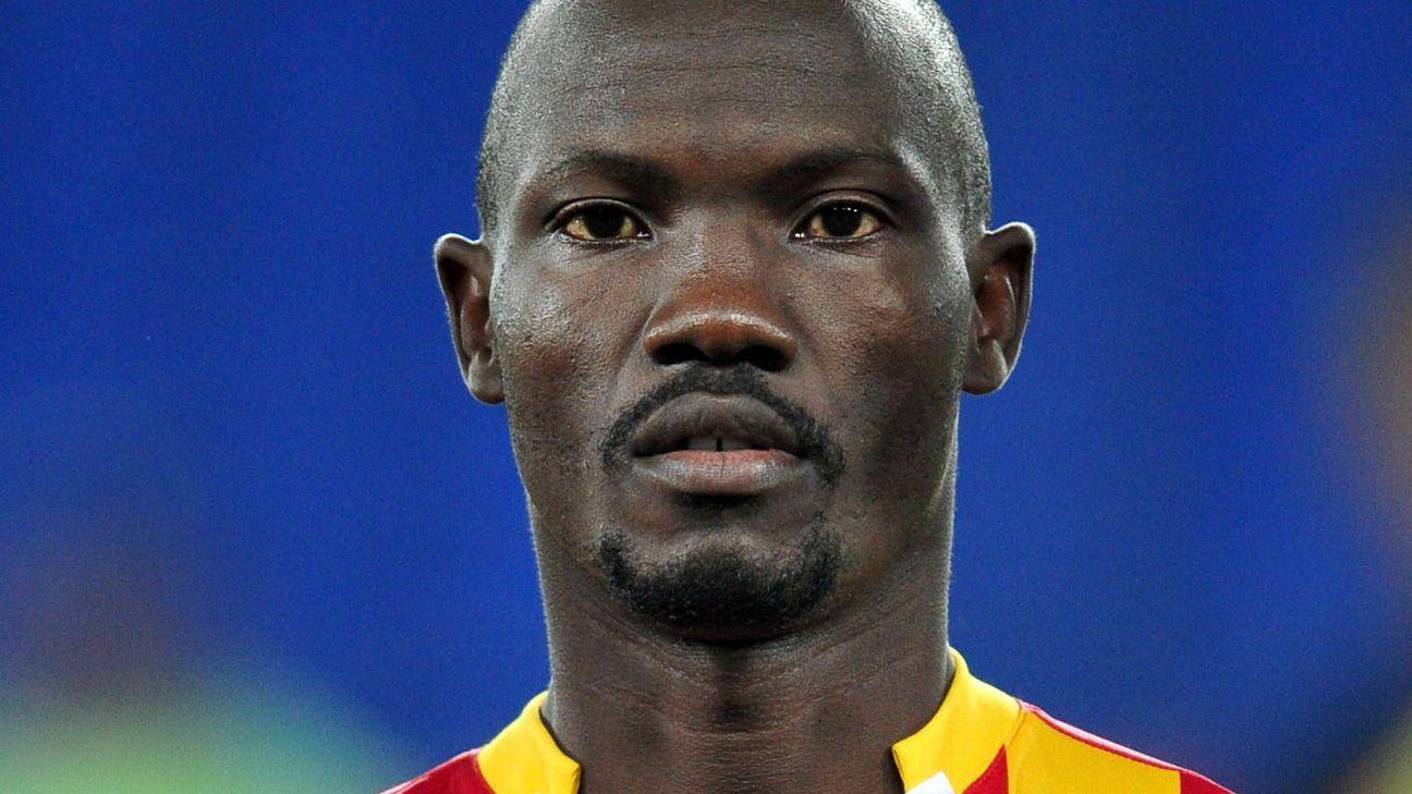 Godfrey Walusimbi of Uganda