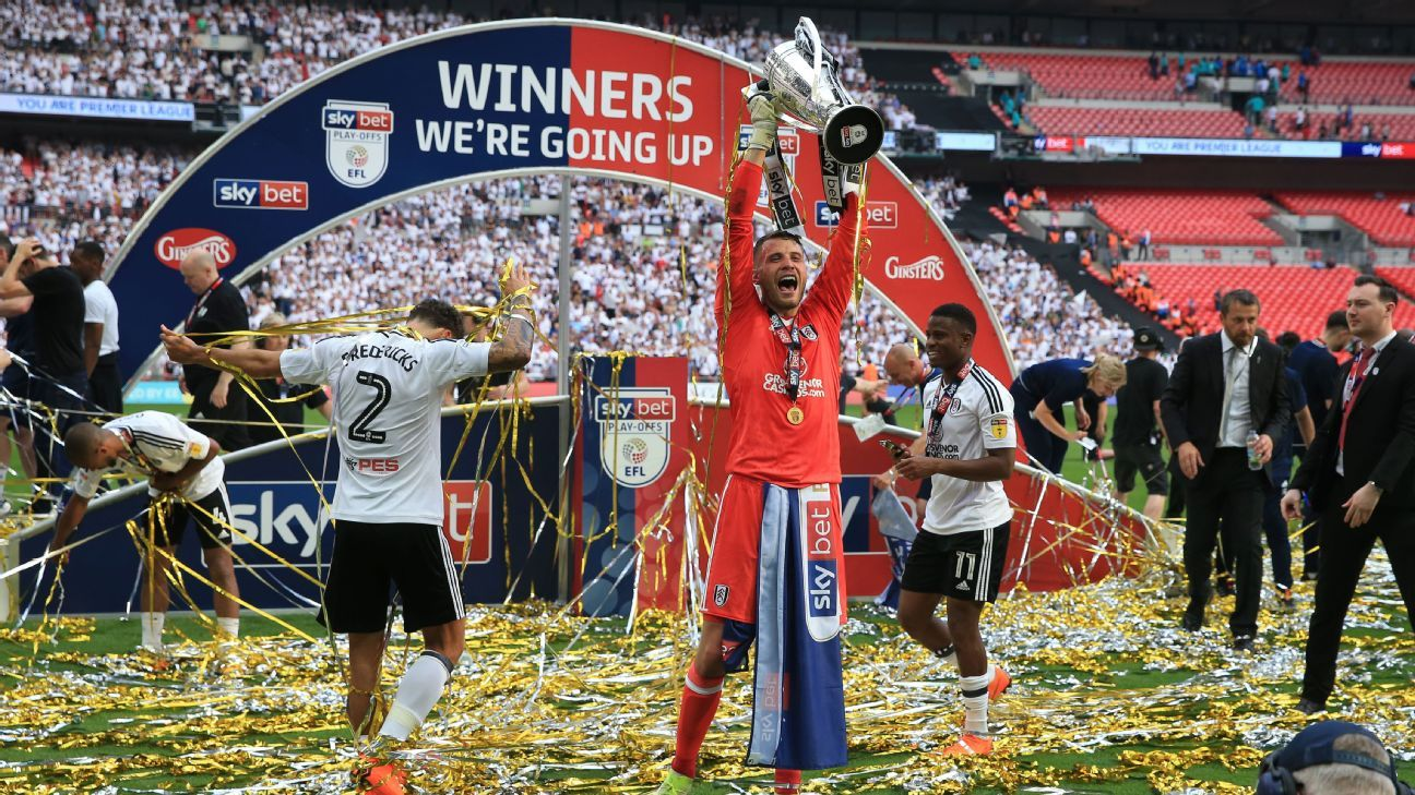 Fulham were approaching the end of their parachute payments but thanks to winning promotion, their financial future looks much more secure again.