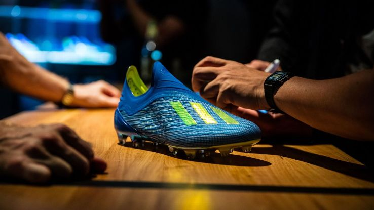 Some of the most dangerous attackers in Adidas arsenal, like Luis Suarez and Mohamed Salah, will be wearing the X18+ at the World Cup.