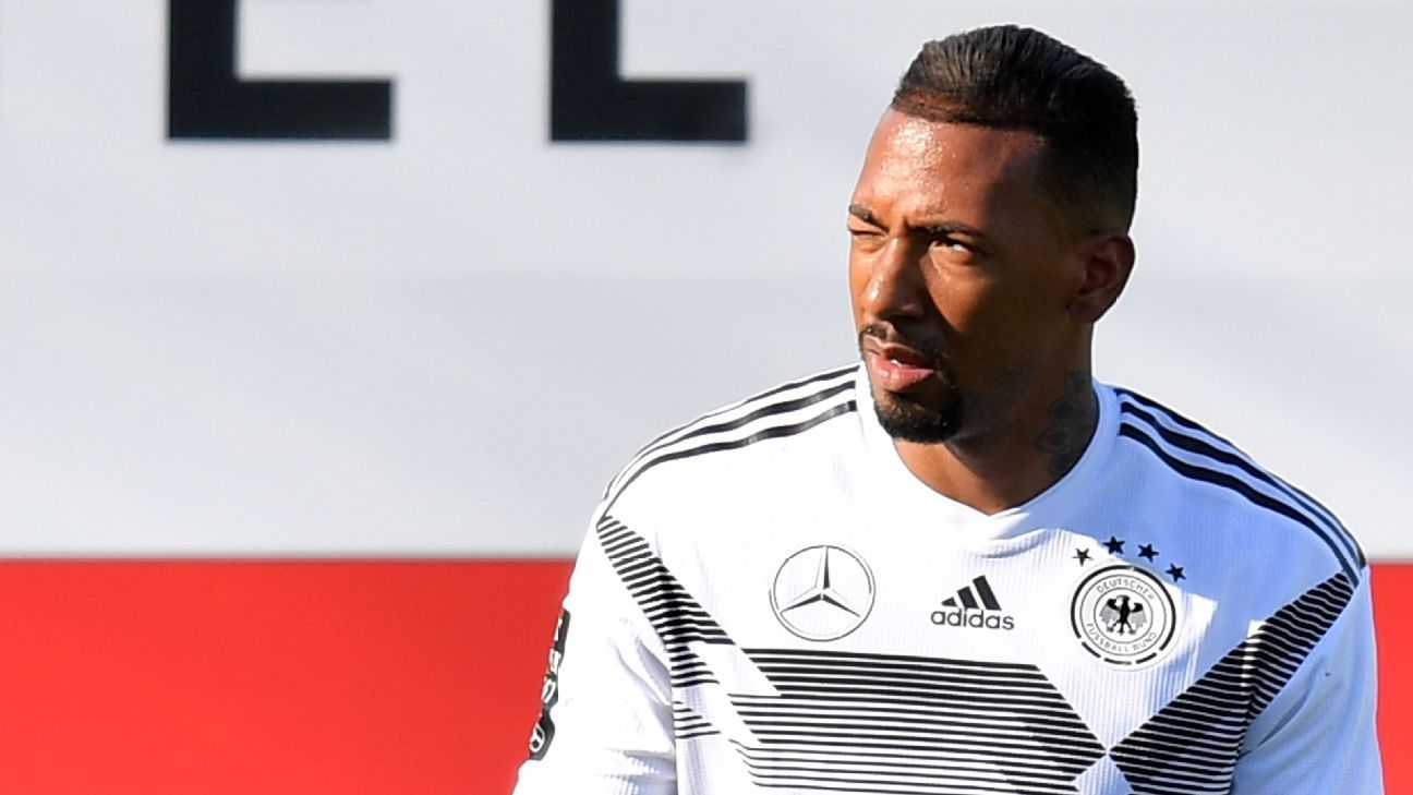 Jerome Boateng's World Cup preparation has been clouded with speculation over his Bayern Munich future.