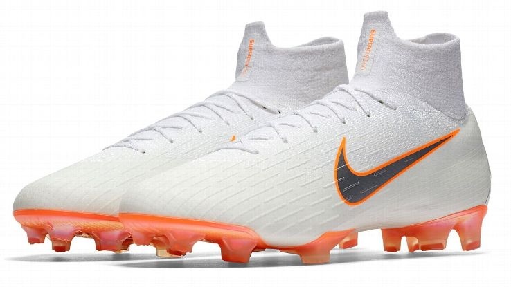 The Nike Mercurial Superfly 360 is worn by some of the World Cup's biggest stars, including Cristiano Ronaldo, Neymar and Eden Hazard.