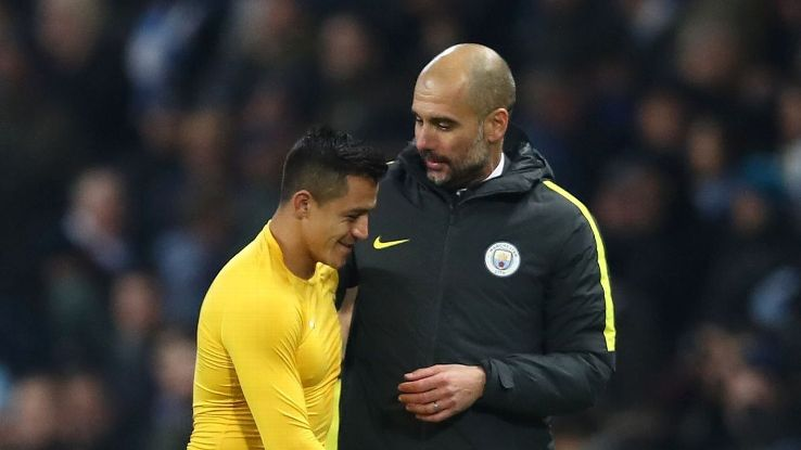 Alexis' experience under Marcelo Bielsa made him attractive to Pep Guardiola, first at Barca and later City.