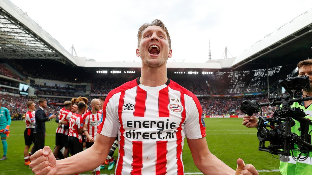Luuk de Jong has won three Eredivisie crowns with PSV but could his next challenge be Liga MX?