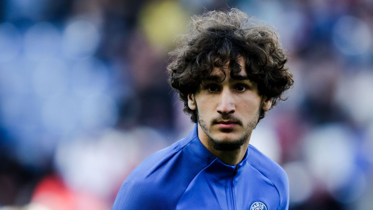 Yacine Adli has made just one first team appearance for Paris Saint-Germain.
