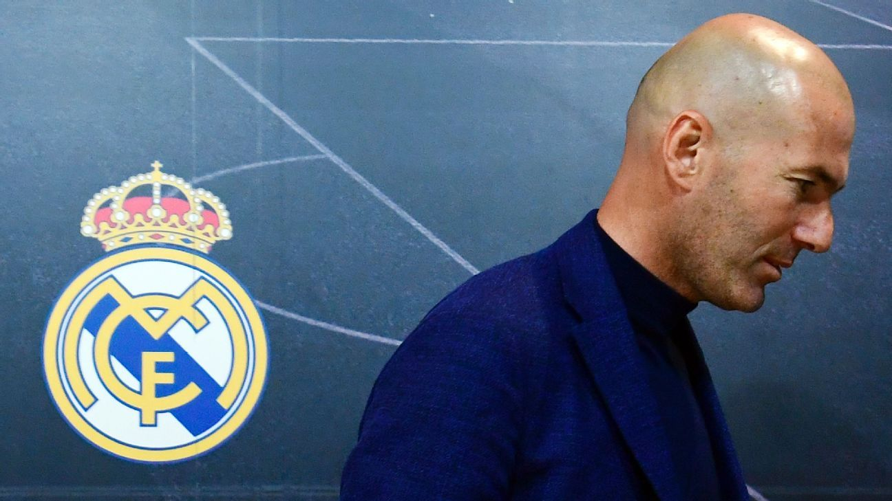 Zidane's leaving on the highest of high notes at Real Madrid, a refreshing first for the iconic Frenchman.