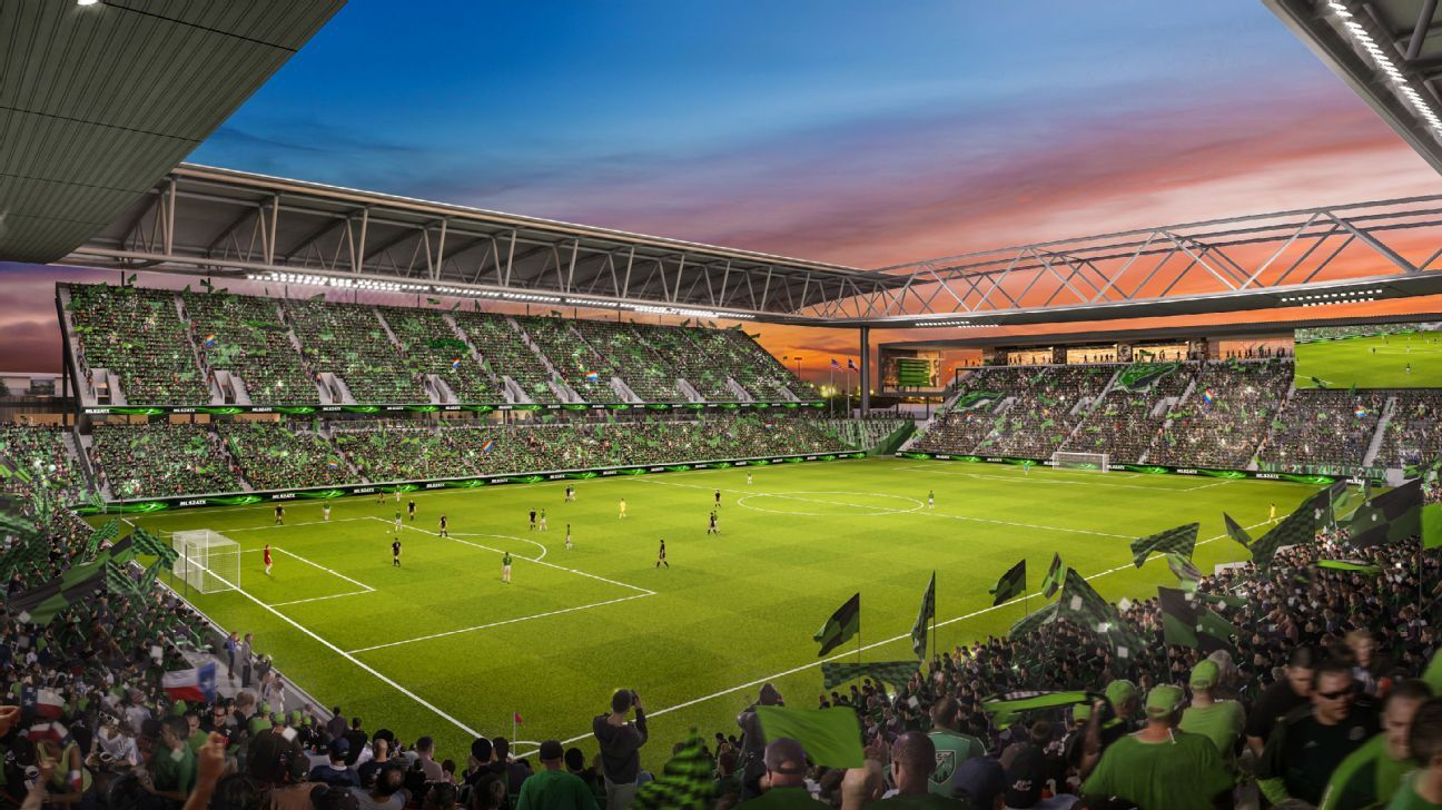 Columbus Crew owners make MLS stadium proposal after Austin finds site suitable