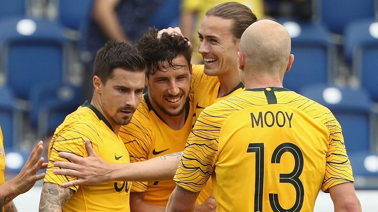 Australia are primed and ready for their World Cup opener against France.