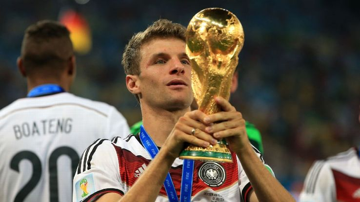 Germany have looked formidable since winning the 2014 World Cup but beyond Thomas Muller, they might struggle up front.