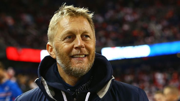 Heimir Hallgrimsson has led Iceland to World Cup qualification for the first time.
