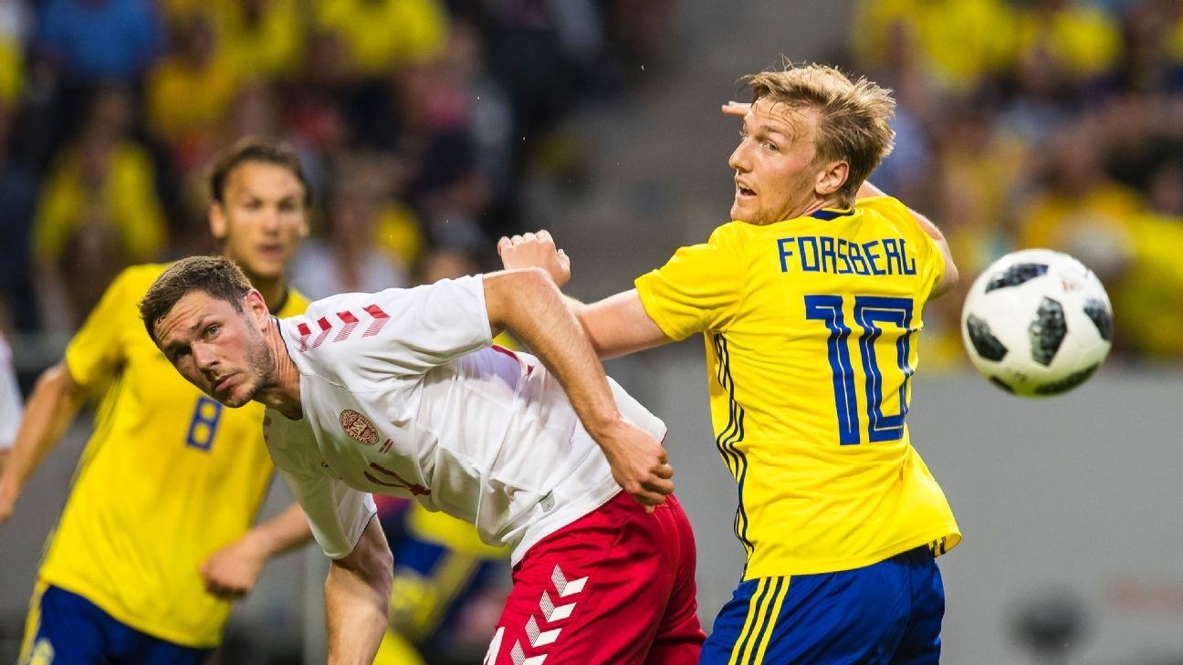 Both Sweden and Denmark failed to launch in a goalless bore draw in Solna.