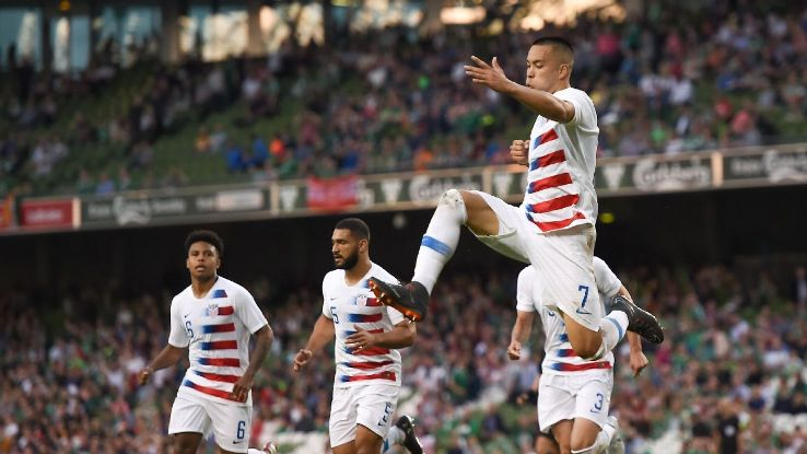 After a dreadful club season, Bobby Wood got back on the scoresheet for the United States.
