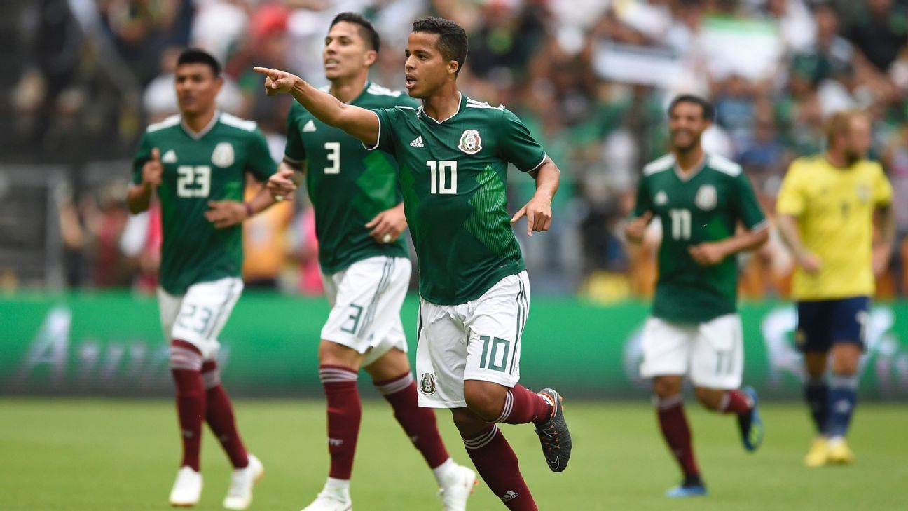 Mexico will be hoping to slay the demons of the 2014 World Cup, where they cruelly went out to the Netherlands in the round of 16.